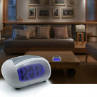 New Voice Report Clock with LCD Temperature Display Blue Backlight Night Light