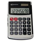 Innovera Products - Innovera - Handheld Calculator, Hard Flip Case, Eight-Digit