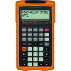 Calculated Industries 4088 Machinist Calc Pro 2 Advanced Machining Math