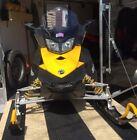 2012 Ski-doo Black/Yellow 600 HO ETEC GSX LE Skidoo