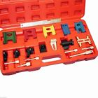 19 pcs Engine Universal Twin Cam Timing Locking Tool Set Timing Belt Kit Garage