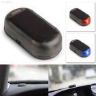 2F56 LED Light Red Blue Solar Power Car Security for Alarm Light Blinking