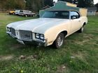 1972 Oldsmobile Cutlass Supreme 1972 Oldsmobile Cutlass Supreme Convertible 350 Rocket Automatic NO RESERVE