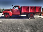 1950 GMC 250  1950 GMC Grain Truck