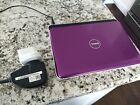 """Dell inspiron mini 10"""" purple color"""