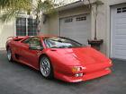 1992 Lamborghini Diablo  1992 lamborghini diablo 9,424 Original Miles !!