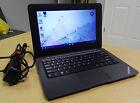 "Teqnio Black 10.1"" Intel Atom Z3735F Quad 1.33GHz - 2GB - 32GB Notebook ELL1002T"