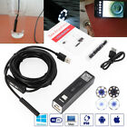 WiFi HD Waterproof For iPhone Android Endoscope Inspection Video Camera 10M HOT