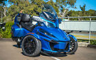 2018 Can-Am RT limited  NEW 2018 Can Am Spyder RT Limited Blue Authorized dealer NO FEES!