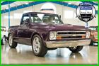 1968 Chevrolet C10 68 C10 Pro Touring 67 69 Truck Fleet Sted Short side 1968 Chevrolet C10 ZZ 502 V8 Automatic Pro Touring Used Automatic RWD 68