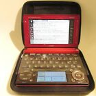 Casio Ex-word Japanese English Dictionary Dataplus 6 XD-D4800