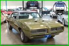 1968 Pontiac GTO Pontiac GTO 400 1968 Pontiac GTO 400-cid V8 Automatic Numbers Matching 68 His/Her Shifter Docs