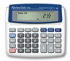 Calculated Industries KitchenCalc 8305 PRO Master Chef Edition Recipe Convers...