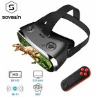 Sovawin 2K HD Wifi All In One VR Hdmi Headset 3D Smart Glasses Virtual Reality I