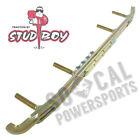 Stud Boy Deuce Bar 6.0in 60deg Ski Doo MX Z 800 (2001)