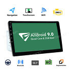 Android 8.1 Double Din 10.1 inch Capacitive Screen Car Stereo GPS Nav System E
