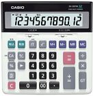 New Casio Standard Calculator Tax Calculator 12 Digit DS-120 TW Japan Import F/S