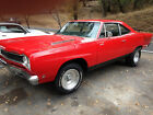 1968 Plymouth Road Runner  1968 Plymouth Road Runner 440 c.i. 4 Speed, Beautiful. Low Reserve