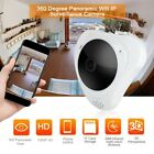 Fisheye Panoramic WIFI VR IP Wireless 360 Degree VR 1.3Mp Network CCTV Camera