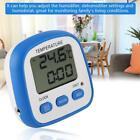 C607 LCD Display Digital Hygrometer Indoor Outdoor Thermometer Humidity Monitor