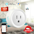 Smart Socket Wi-Fi Google Home Outlet Plug Switch Remote for Alexa Android IOS