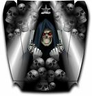 Arctic Cat Wildcat Graphic Decal Kit Sticker Wrap Grim Reaper Revenge Hood Black