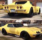1972 Chevrolet Corvette  1972 Corvette Lt-1