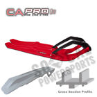 C&A PRO XPT Skis RED Arctic Cat Wildcat 700 Mountain Cat (EFI) (1991-1996)