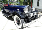 1932 Other Makes Packard Super Eight  1932 Packard Super Eight with Overdrive