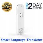 TT Easy Trans Smart Language Translator Device Electronic Pocket Voice Bluetooth