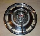 """Vintage 1960's Chevrolet Spinner 14"""" Hubcap SS Red Chevy II Nova! Man Cave"""