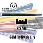 1979-1988 Yamaha Excel V/II/III Garland Snowmobile Hyfax Slide Black