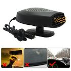 In Car Heater Defroster Defogger Windshield 12V Portable Cooling Fan 150W PlugIn