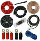 Soundbox Connected 0 Gauge Amp Kit Amplifier Install Wiring Complete 0 Ga Instal