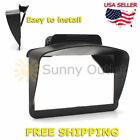 5 Inch Screen Clip Visor Sun Shade For Garmin Dezl 560 570 LM LMT Truck GPS