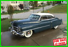 1950 Cadillac Series 61 1950 Cadillac Series 61 Coupe 1950 Cadillac Series 61 Coupe 8-Cylinder Gas 3-Speed Automatic RWD MD c84412
