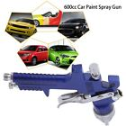 0.05 inch Nozzle 20 oz Car Gravity Feed Air Paint Spray Gun Tool Kit Fitting