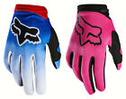 2020 Fox Racing Womens Blue/Red FYCE & Pink PRIX Dirtpaw MX/Off-road Gloves