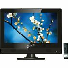 Supersonic SC-1311 13.3 in. Widescreen LED HDTV