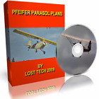 BUILD YOUR OWN ULTRALIGHT AIRPLANE PFEIFER AND TEXAS PARASOL PLANS ON CD
