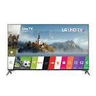 "LG-55UJ7700  - 4K UHD HDR 55"" Smart LED TV & LG Soundbar Home Theatre Combo"