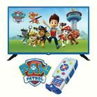 32 Inch Paw Patrol HD 720p LED TV with Built In TV Tuner Kids TV Playroom New