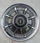1966 1967 Large Ford Single 15 Inch Hub Cap #3