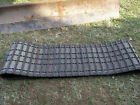 vintage Mercury # 6   snowmobile track I have lots off other vintage sled parts