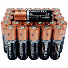 30 AA Duracell batteries packed from new factory direct cases every month