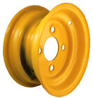 One 8 x 3.75 - 4 Hole Boat Trailer Wheel Rim for 4.80-8 & 5.70-8 Tire