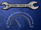 1990 1991 1992 1993 1994 1995 CADILLAC BROUGHAM DIGITAL CLUSTER REPAIR SERVICE