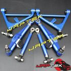 Adjustable Front and Rear Lower Control Arms For S13 180sx Silvia 240sx Cerfiro