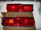 NOS Mopar 1969 Plymouth Fury I And II Tail Light Lenses