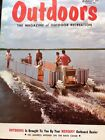 Mercury Outboard Outdoors August 1961 Magazine